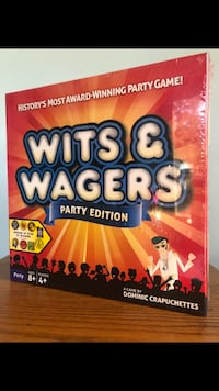 Wits and Wagers Party Edition - North Star Games Reisterstown, 21136