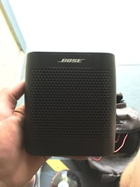 black Bose portable bluetooth speaker Reno, 89512
