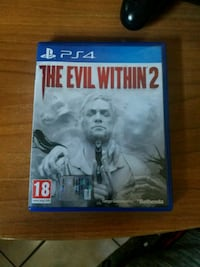 The evil whitin ps4 Modena