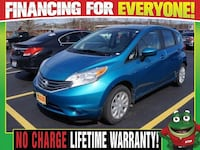 2015 Nissan Versa Note Wood River, 62095