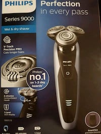 Philips 9000 Wet&Dry Shaver (Brand New) Greater London, SW1V 2NE