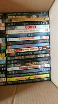 DVD MOVIES Winnipeg, R3G 2M6