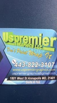Graphic design Annapolis