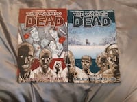 (TPB's) The Walking Dead Comics volumes 1-16