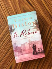 Victoria Hislop- The return Oslo, 0182