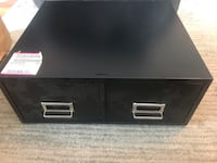 Steelmaster Card File Drawers Hagerstown, 21742