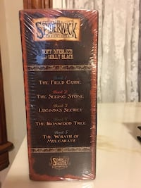The Spiderwick Chronicles Set with Original Factory Seal Jefferson, 21755