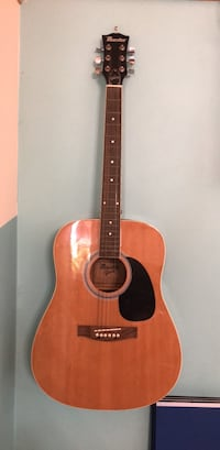 brown and black acoustic guitar Baltimore, 21209