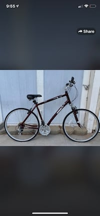 Men's Diamondback bike