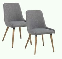 Inspire Dining Chair ( 2 in a box)  - Delivery