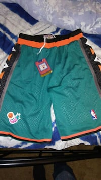 1996 nba all-star basketball shorts???? Upper Darby