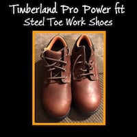 Timberlain pro power fit steel toe work shoes Nederland, 77627