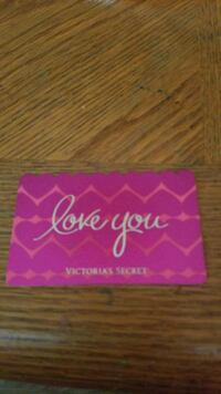 Victoria's Secret gift card  Cary, 60013