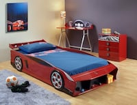 Red Sports Car Bed Toronto, M6N 3G1