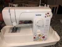 Brother model JX2517 Sewing Machine Bel Air, 21014