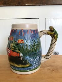 Porcelain Budweiser frog beer stein Woodbridge, 22192