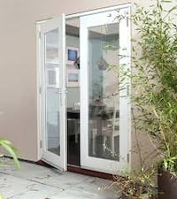 Glass French Doors null