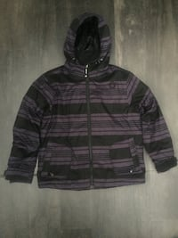 Sessions Outerwear Youth Snow Jacket 3496 km