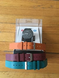 Withings Activite Pop with extra wrist bands
