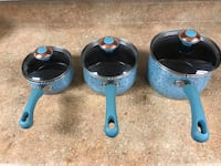 Paula Deen 1, 2 and 3 Qt. Saucepan Set Newport News, 23602
