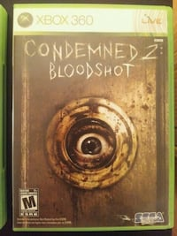 Condemned 2 Bloodshot for Xbox 360 Vaughan, L4L
