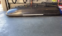 Mercedes Benz 330 Roof Box (Opens Both Sides) Black with Roof Racks Vaughan, L4H 2K7