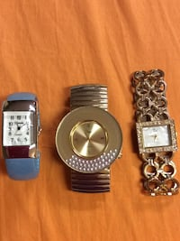 Used woman's watches $4 each O'Fallon, 63366