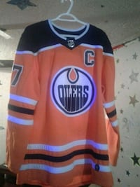 red and blue jersey shirt Edmonton, T5L 2T9