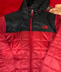 Red and black the north face zip-up jacket. Warm and waterproof. Originally £170 but selling for £90. Brand new jacket  London, W3