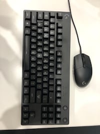 Logitech G Pro (Keyboard and Mouse) Markham, L6B 0T2