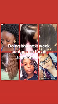 Hair styling Antioch