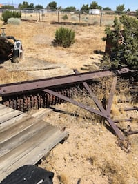 Old plow use for yard art $500 or best offer