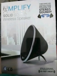 Amplify by aduro solid sound wireless speaker Tacoma, 98444