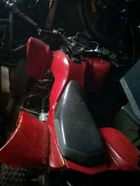 Chinese atv 4 stoke 200cc need a new battery and coil  Cambridge, N3C 2Z2