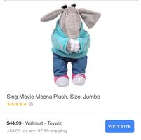 Meena from sing