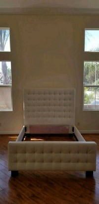 White gallery z queen street bed Norco, 92860