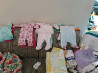 toddler's assorted clothes Ottawa