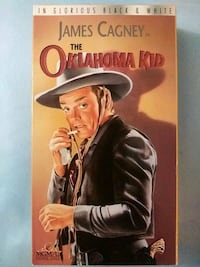 The Oklahoma Kid vhs