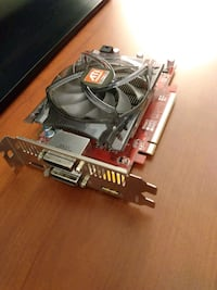 Video Graphics Card