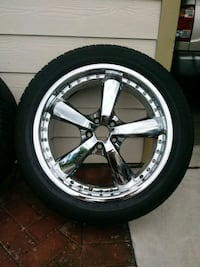 Four New Rims. Size 20inch Orlando, 32822