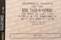 two white and black tickets 2274 mi