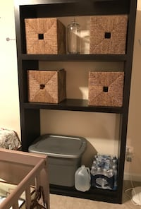 Handmade wrecker-storage bins and shelf  Arlington, 22204