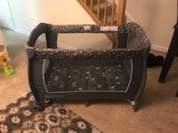 Black and gray Baby Pack N Pay Silver Spring, 20902