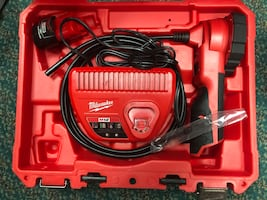 Inspection Camera, Tools-Power Milwaukee in Case