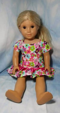baby doll in pink and green floral dress Walkersville, 21793