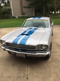 Ford - Mustang - 1966 Youngstown