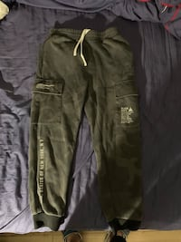 A cool pair of pants 维多利亚, V8W 0A4