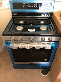 Maytag Gas Oven