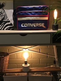 Blå rød og hvit Converse All Star crossbody bag Oslo, 1164