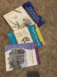 Drawing books Chestermere, T1X 1L1